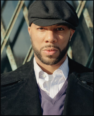 Rapper and actor Common will work with Diesel to introduce the new men's ...